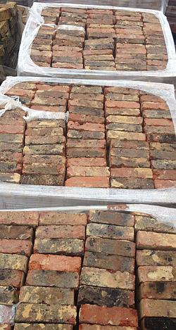 30,000 Reclaimed Multistock Bricks for Sale - New ...
