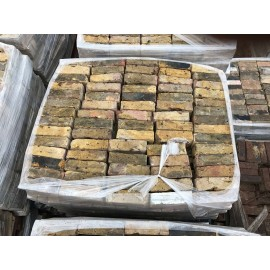 10,000 Yellow Stock Bricks with a Pink Tinge | 22 March 2017