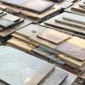 250 sq yds Reclaimed Yorkstone Flagstones - 06 August 2014