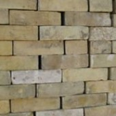 Reclaimed Yellow Gault Bricks