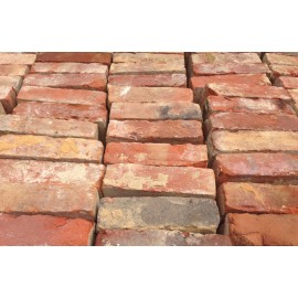 8,000  Hand Made 60mm Red Bricks 28th July 2014