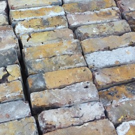 15,000 Pink Tinged Yellow Stock Bricks - reduced for quiick sale | 1st Sept 2014