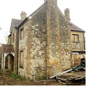 Aylesford Farmhouse Demolition | Reclaimed Materials Available Soon