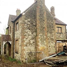 Aylesford Farmhouse Demolition | Reclaimed Materials Available Soon