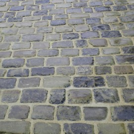 Reclaimed Cobblestones | Granite Setts