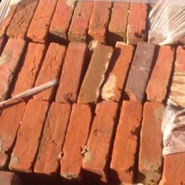 45,000 Reclaimed Handmade Red Bricks  | 5th March 2015