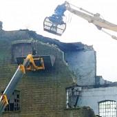 Maidstone Warehouse Demolition | March 2015