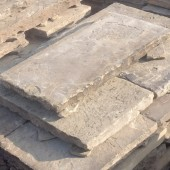 248 sq yds Reclaimed Yorkstone Paving | 1st October 2014