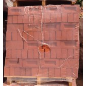 New Imperial Creased Face Red Bricks