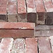 10,000  Hand Made Red Bricks 24th July 2014