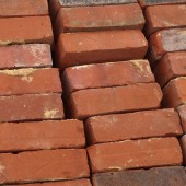 Hand Made Imperial Red Bricks