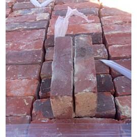 10,500 Tudor Red 50mm bricks - 5th September 2014