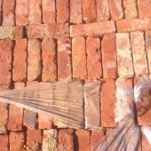 20,000 Reclaimed Wirecut Red Bricks