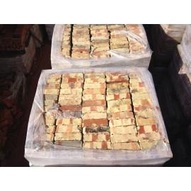 Reclaimed Yellow Gault Multi Stocks from Buckingham Gate, London