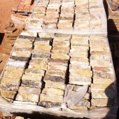 20,000  yellow multistock bricks - 20 June 2014