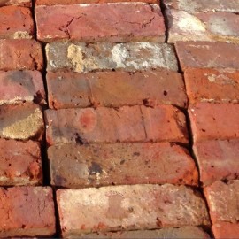 20,000 Reclaimed Red Multistock Bricks | 5th March 2015