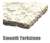 Smooth Yokstone Paving