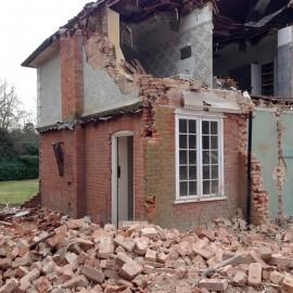 Mansion Demolition | 7th January 2015