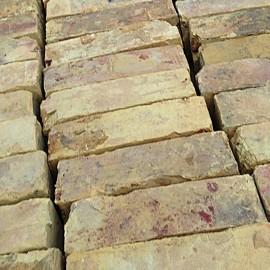 25,000 Yellow Gault Bricks | January 2016