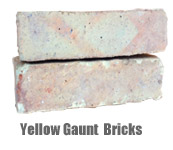 Yellow Gaunt Bricks