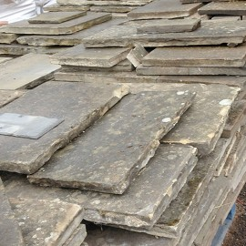 Reclaimed Yorkstone all Grades and Thicknesses | August 2015