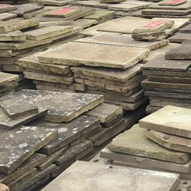 Yorkstone Paving Trade Clearance | November - December only